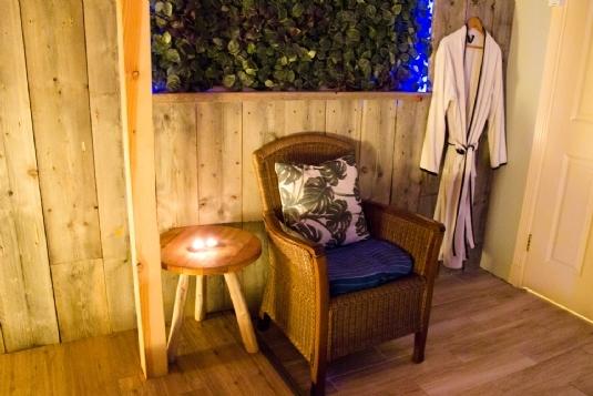 Massageraum 'Ayutthaya' Mandarin Spa Nimwegen, Niederlande.