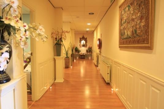 Willkommen im Mandarin Spa Filiaal Nimwegen in den Niederlanden